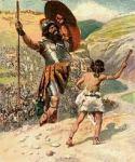 David şi Goliath